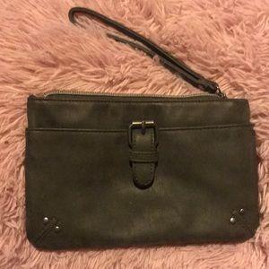 Handbags - Grey wristlet